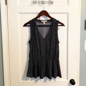Banana Republic Navy Tank Top